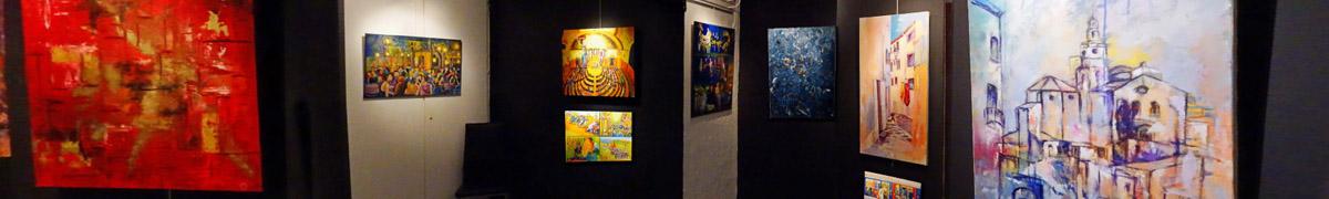 Les galeries d'art au pyla sur mer et au Moulleau