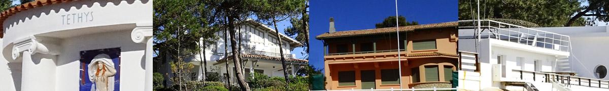les adresses des Agence immobilière pour votre villa au Pyla et au Moulleau