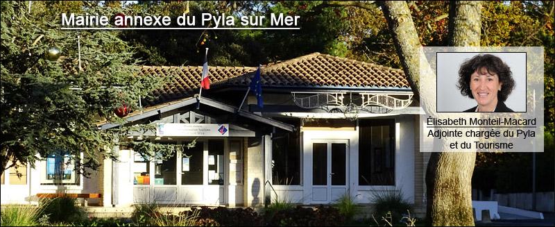 La mairie du pyla