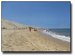 la dune et les plages du pyla et du moulleau. Black Bedroom Furniture Sets. Home Design Ideas