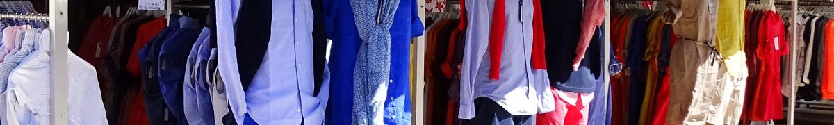 Prêt à porter et habillement au Pyla sur mer et au Moulleau