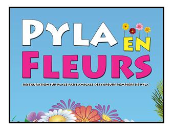 Pyla en fleurs 2016