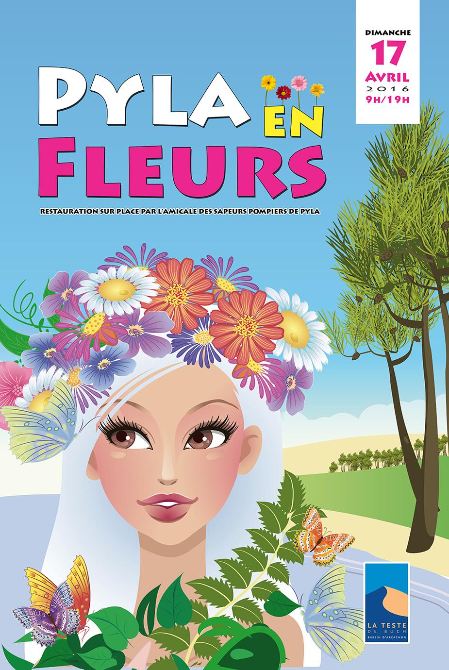 marché aux plantes et aux fleurs