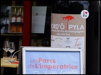 Bord'O Pyla, cave à vin au Moulleau