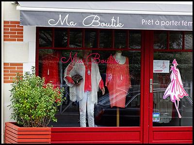 Ma Boutik, Prêt à porter féminin au Moulleau