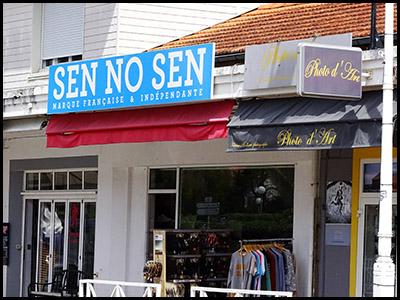 Sen No Sen, Surfwear