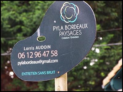 Création et entretien des jardins au Pyla et au Moulleau
