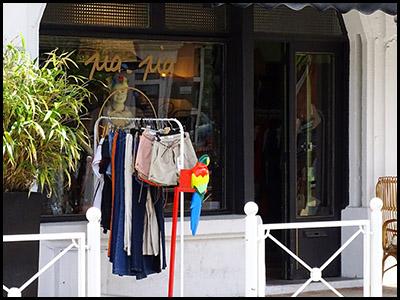 Pia Pia, Accessoires de mode au Moulleau