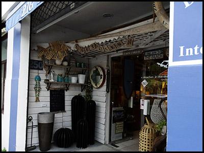 Zig et Puces, Boutique de Cadeaux au Moulleau