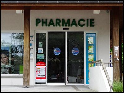 La pharmacie du Pyla