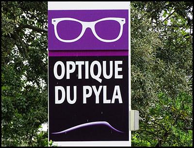 Optique du Pyla