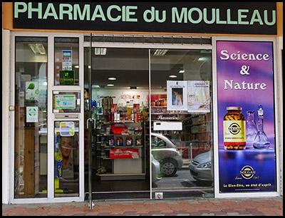 La pharmacie du Moulleau
