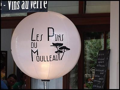 Les Pins du Moulleau, bar café au Moulleau
