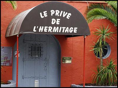 Le Privé de l'Hermitage, discothèque au Pyla sur mer
