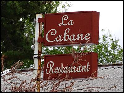 La Cabane, restaurant au Pyla sur mer