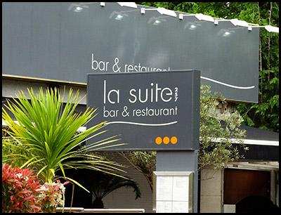 La suite 257, restaurant au Pyla sur mer