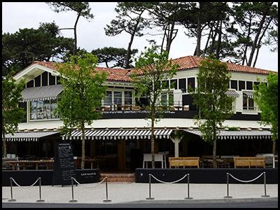 Café Ha(a)ïtza, restaurant au Pyla sur mer