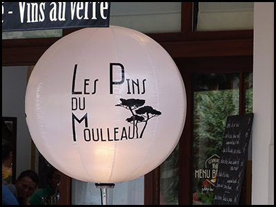 Les Pins du Moulleau, restaurant au Moulleau village