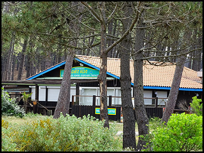 Chez Aldo, restaurant au Pyla océan