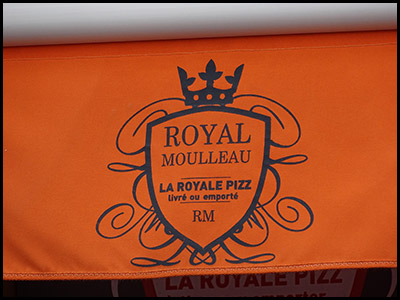 La Royale Pizz, pizzeria au Moulleau village