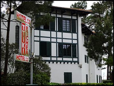 Ttiki Etchea, hôtel au Pyla sur mer