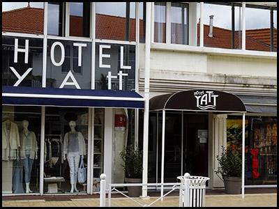Yatt Hôtel, hôtel au Moulleau village