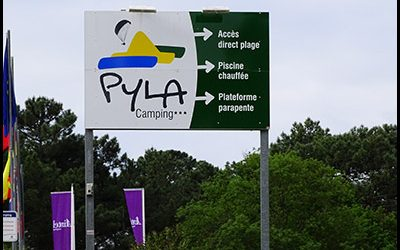 Pyla Camping ***
