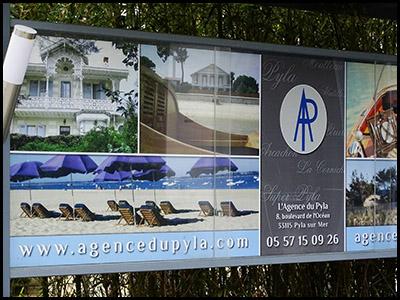 L'Agence du Pyla, agence immobilière au Pyla sur mer
