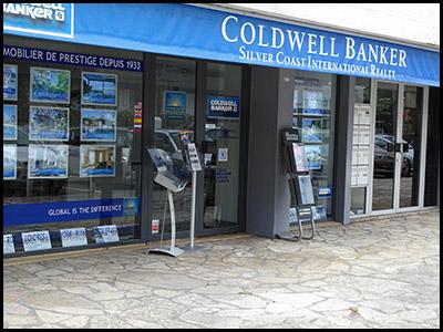Coldwell Banker, agence immobilière au Moulleau village