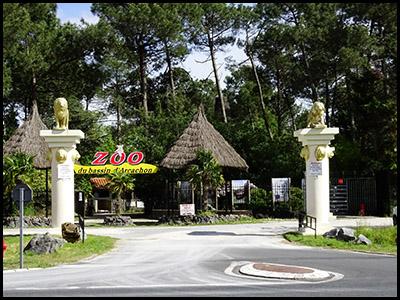 Zoo du Bassin d'Arcachon, les animaux du monde