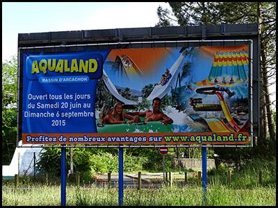 Aqualand, parc ludique aquatique