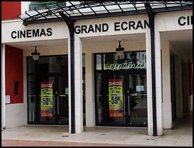 Grand Écran Arcachon, cinéma 2salles