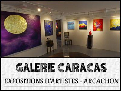 La Galerie Caracas, les abatilles