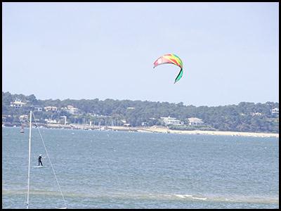 APC-kite, kite surf, Pyla océan et bassin d'Arcachon
