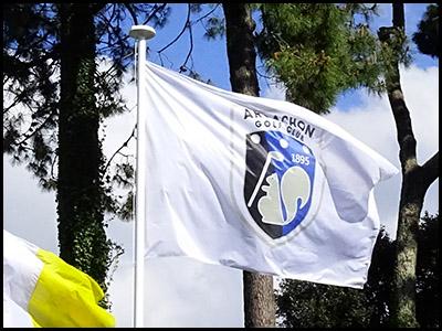 Golf d'Arcachon, 18 trous et practice
