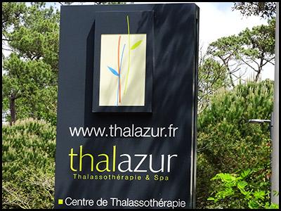 Thalazur Arcachon, centre de thalassothérapie