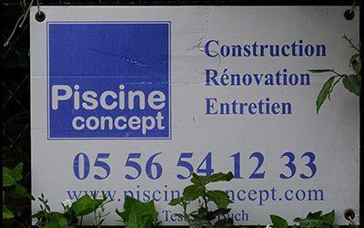 Piscine Concept