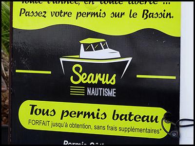Searus Nautisme (Location bateaux à moteur)