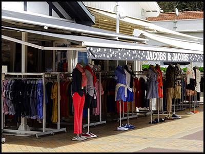 Jacobs & Jacobs la marque bordelaise vêtements d'été