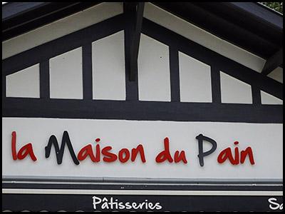 Boulangerie pâtisserie au Pyla sur mer