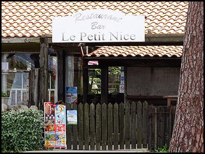 Le Petit Nice Sud est un endroit charmant idéalement situé entre l'océan et la forêt de pins.