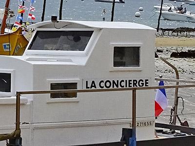 Conciergerie Nautique
