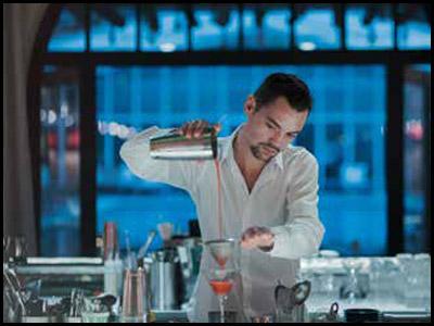 Le bar haitza et ses coktails au Pyla sur mer