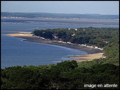 Club Balou, club de plage pour les enfants au Moulleau