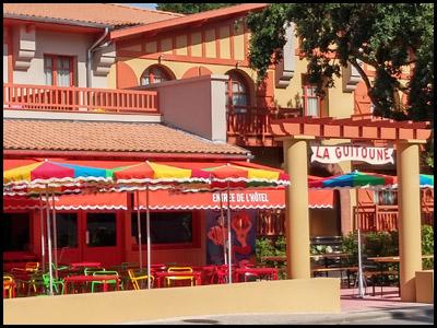 La Guitoune - Hôtel au Pyla sur mer