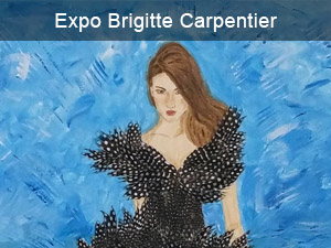 Expo Brigitte Carpentier