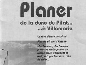 Planer sur la Dune du Pilat