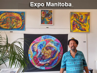 Manitoba artiste peintre