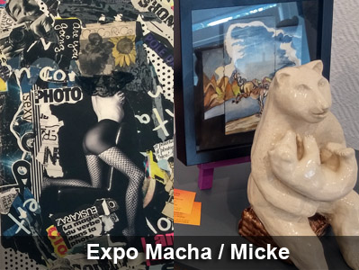Expo Jackie Macha & Micke