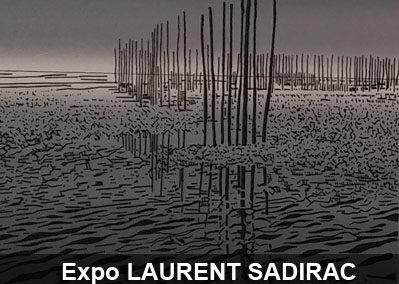 Expo Laurent Sadirac